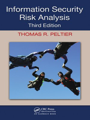 cover image of Information Security Risk Analysis