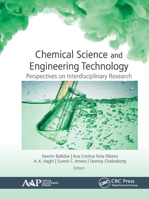 cover image of Chemical Science and Engineering Technology
