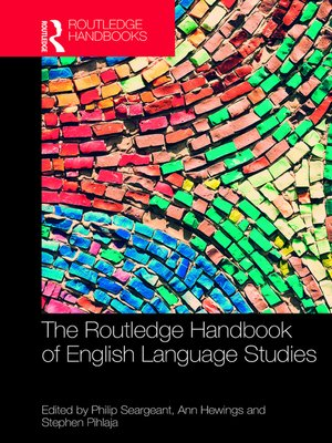 cover image of The Routledge Handbook of English Language Studies