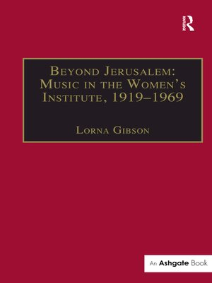 cover image of Beyond Jerusalem
