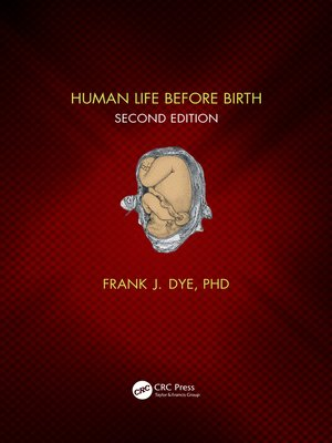 cover image of Human Life Before Birth