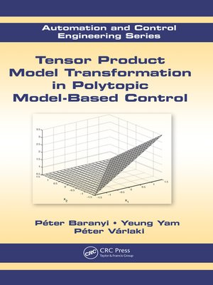cover image of Tensor Product Model Transformation in Polytopic Model-Based Control