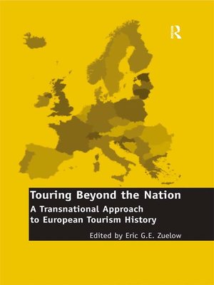 cover image of Touring Beyond the Nation