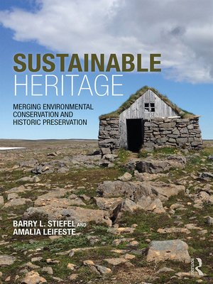 cover image of Sustainable Heritage