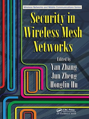 cover image of Security in Wireless Mesh Networks