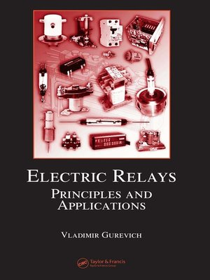 cover image of Electric Relays