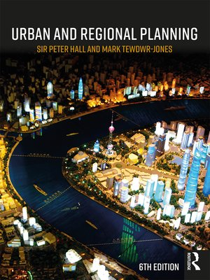 cover image of Urban and Regional Planning