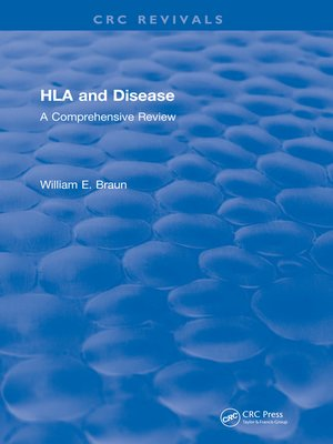 cover image of HLA and Disease