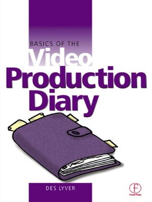 cover image of Basics of the Video Production Diary