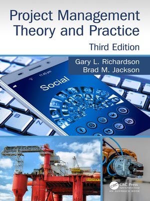 cover image of Project Management Theory and Practice
