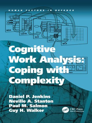 cover image of Cognitive Work Analysis