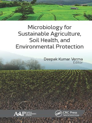 cover image of Microbiology for Sustainable Agriculture, Soil Health, and Environmental Protection