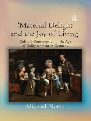 cover image of 'Material Delight and the Joy of Living'
