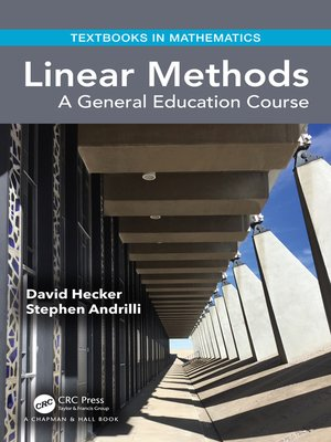 cover image of Linear Methods
