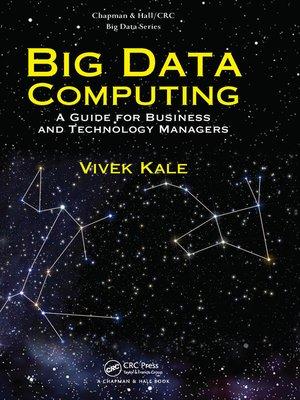 cover image of Big Data Computing