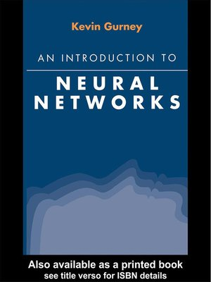 cover image of An Introduction to Neural Networks