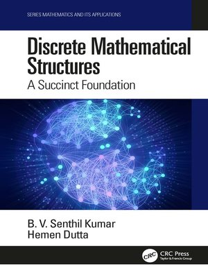 cover image of Discrete Mathematical Structures