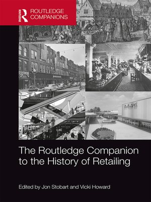 cover image of The Routledge Companion to the History of Retailing