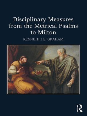 cover image of Disciplinary Measures from the Metrical Psalms to Milton