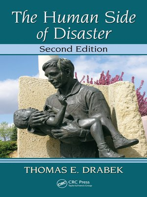 cover image of The Human Side of Disaster