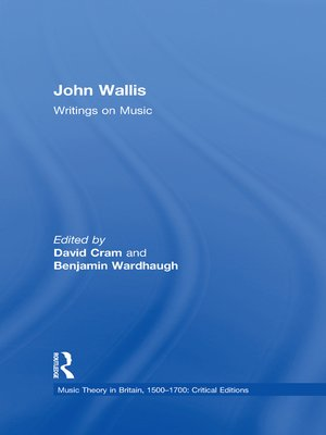cover image of John Wallis