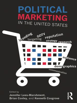 cover image of Political Marketing in the United States