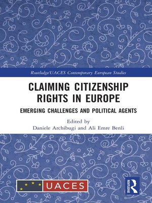 cover image of Claiming Citizenship Rights in Europe
