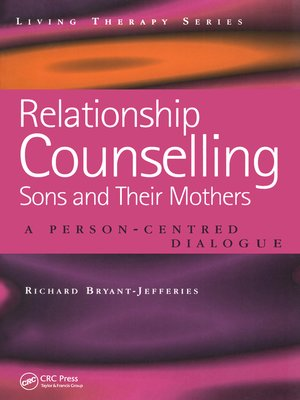 cover image of Relationship Counselling--Sons and Their Mothers