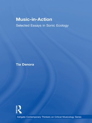 cover image of Music-in-Action