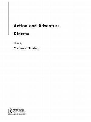 cover image of The Action and Adventure Cinema
