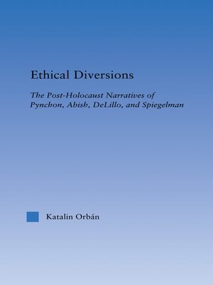 cover image of Ethical Diversions