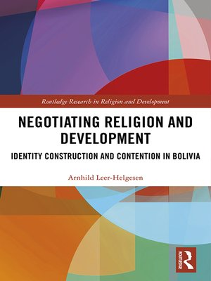cover image of Negotiating Religion and Development