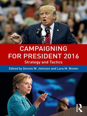 cover image of Campaigning for President 2016