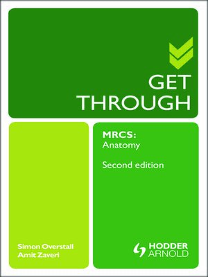 cover image of Get Through MRCS