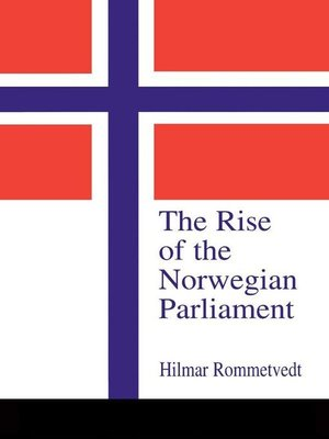 cover image of The Rise of the Norwegian Parliament