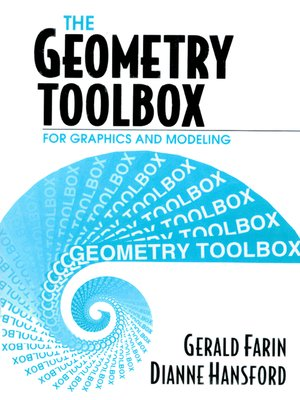 cover image of The Geometry Toolbox for Graphics and Modeling