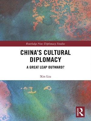 cover image of China's Cultural Diplomacy
