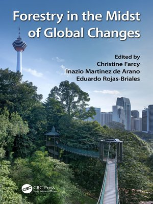 cover image of Forestry in the Midst of Global Changes