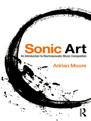 cover image of Sonic Art