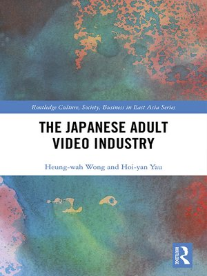 cover image of The Japanese Adult Video Industry