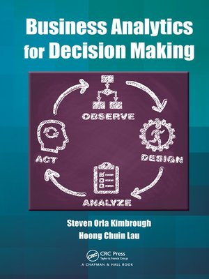 cover image of Business Analytics for Decision Making