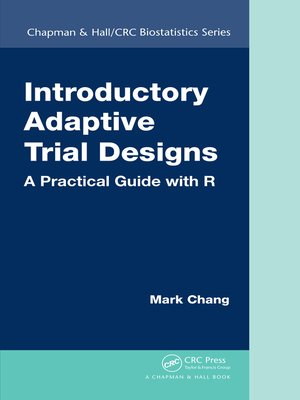 cover image of Introductory Adaptive Trial Designs
