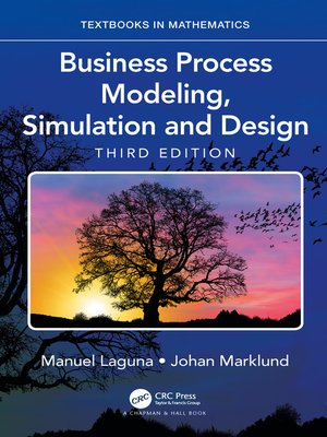 cover image of Business Process Modeling, Simulation and Design