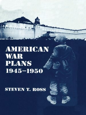 cover image of American War Plans 1945-1950