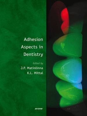 cover image of Adhesion Aspects in Dentistry