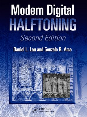 cover image of Modern Digital Halftoning
