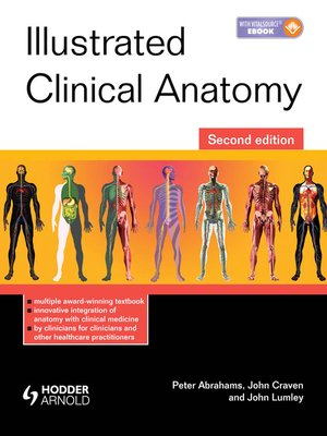 cover image of Illustrated Clinical Anatomy