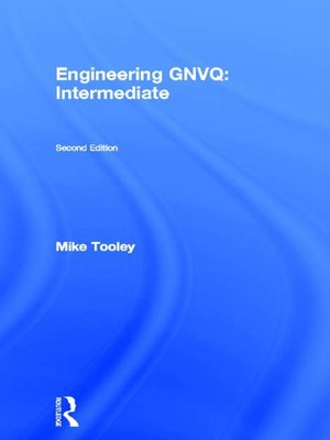 cover image of Engineering GNVQ