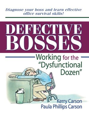 cover image of Defective Bosses