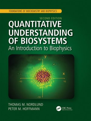 cover image of Quantitative Understanding of Biosystems
